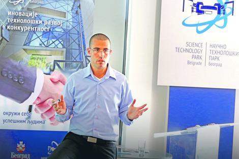 Ključni čovjek startap sistema u Izraelu, inovator i preduzetnik-Oren Simanijan:Ovo je stvar koja svakom preduzetniku pruža MNOGO MOGUĆNOSTI